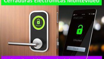 cerraduras electrónicas de alta seguridad