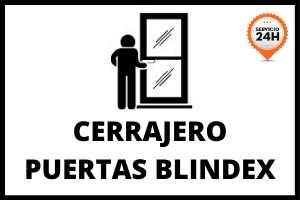 CERRAJERO PUERTAS BLINDEX